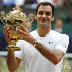 Швейцарець Федерер виграв Wimbledon