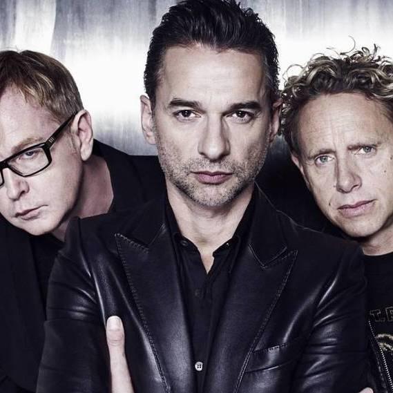 У Мінську відмінили концерт Depeche Mode через госпіталізацію соліста