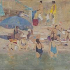 «Пляж і берег»: у Києві відкриється виставка про кримські пляжі