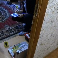 У Києві батько вбив сина (відео)