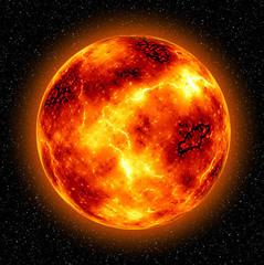 NASA знайшло на Сонці величезну діру