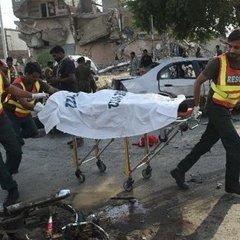 Масштабний теракт в Пакистані: більше 25 загиблих (фото 18+)