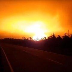 В Росії вибухнув газопровід: опубліковано вражаюче відео