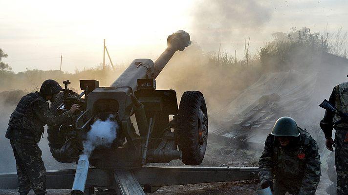 Штаб АТО: Український військовий загинув від кулі снайпера врайоні Мар'їнки