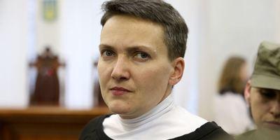 ДОСЬЄ | Савченко Надія Вікторівна