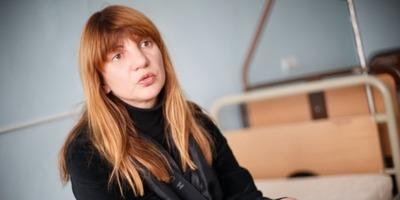 ДОСЬЄ | Корчинська Оксана Анатоліївна
