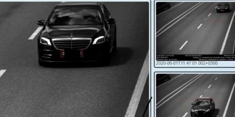 Дорожні камери зафіксували перший антирекорд перевищення швидкості - 208 км/год