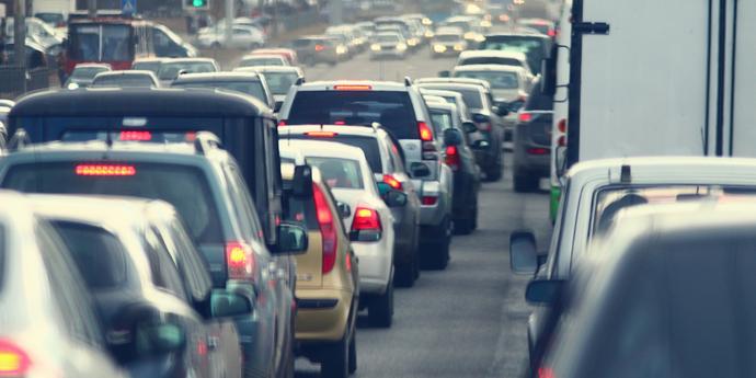 На другий день роботи камер на дорогах порушення зменшилися на 40%