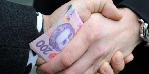 Посадовця Міністерства освіти і науки України викрито на одержанні 300 тис грн хабара