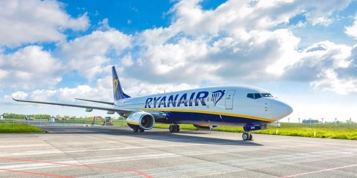 Ryanair з 6 липня запланував відкриття рейсів до Італії з чотирьох міст України
