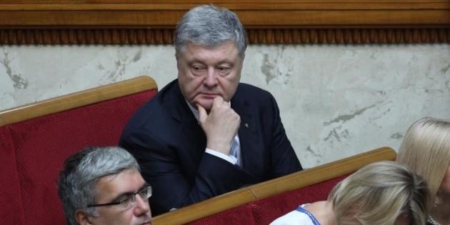 ДБР викликає Порошенка на допит у справі «плівок Деркача»