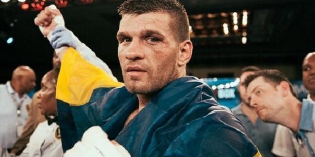 Українець отримав пропозицію про бій від найкращого боксера світу
