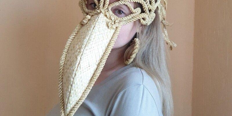 Українка перемогла в американському фестивалі солом'яної маски