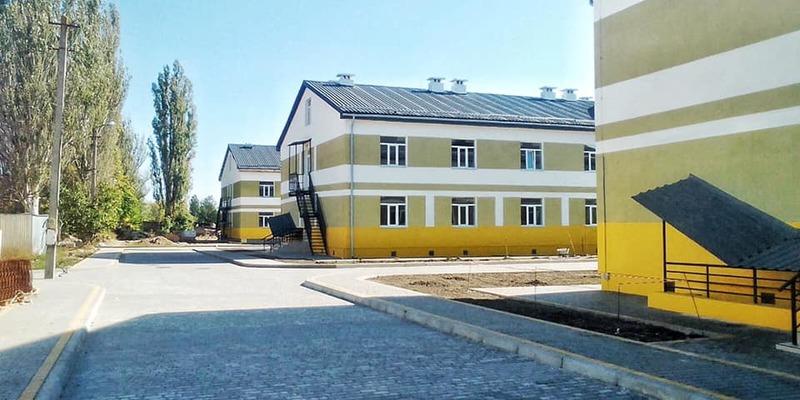 Для контрактників 1-ї танкової бригади збудували два гуртожитки поліпшеного планування
