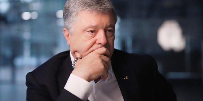 ДБР вручило підозру Порошенку у справі про призначення заступника керівника Служби зовнішньої розвідки