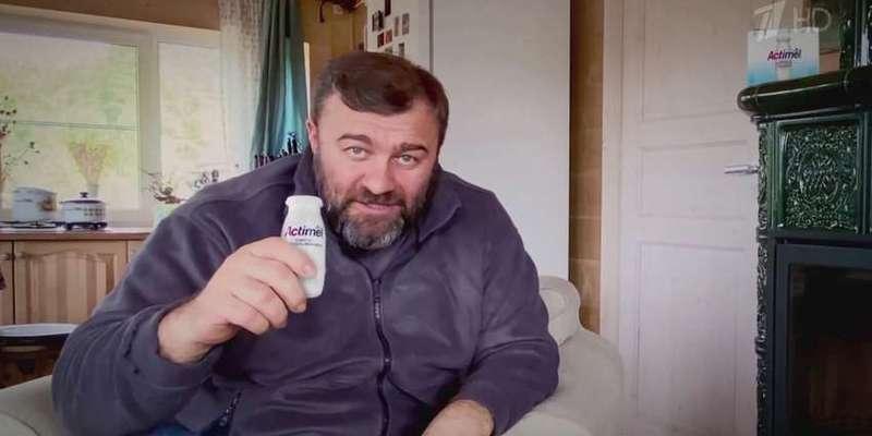 Danone скасував скандальну рекламу з Пореченковим