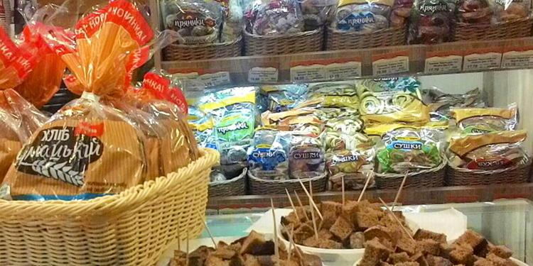 Київська соломка й пряники вирушили до британських магазинів