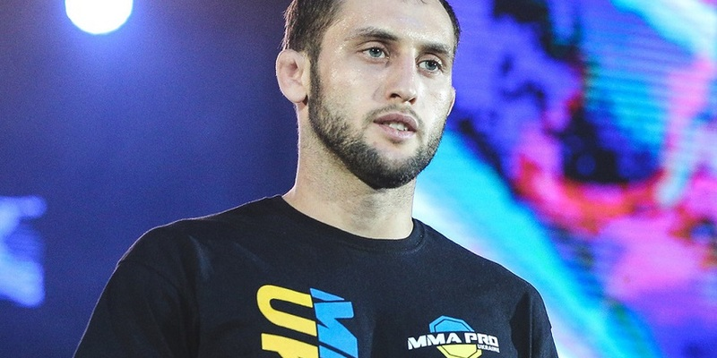 Українець дебютує в UFC поєдинком на бійцівському острові