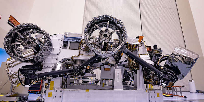 Космічне агентство NASA перенесло запуск свого марсохода