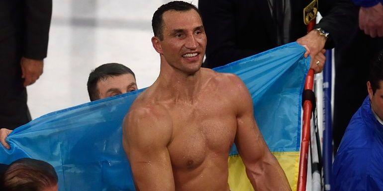 Володимир Кличко потрапив у топ-100 найкращих спортсменів ХХІ століття