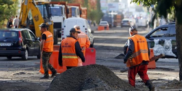 Укравтодор створив 7,7 тисячі нових робочих місць