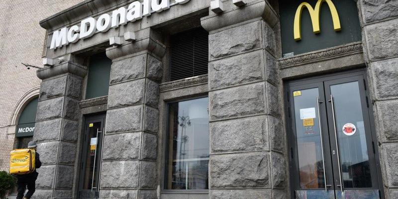 McDonald's відмовився обслуговувати онлайн російською, у мережі – дискусія