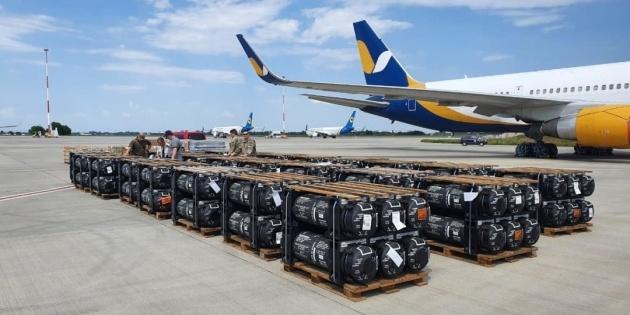 США передали Україні Javelin, боєприпаси та рації на $ 60 мільйонів