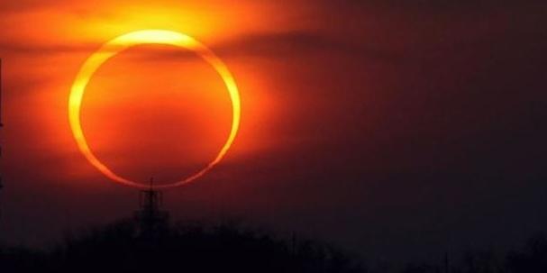 На вихідних українці побачать у небі «вогняне кільце»