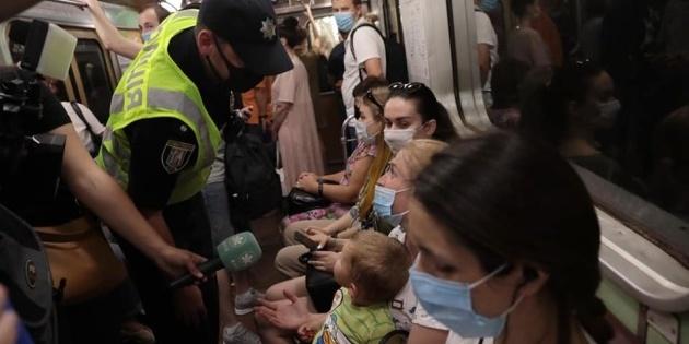 Київ запускає «мобільні групи» для контролю за дотриманням карантину