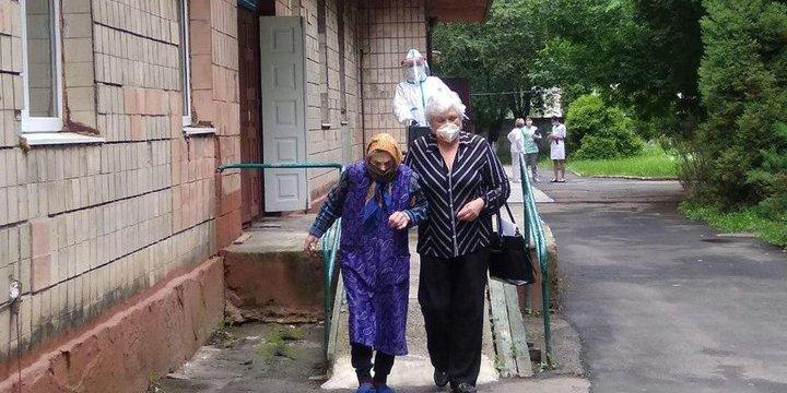 92-річна бабуся з Рівненщини перемогла коронавірус