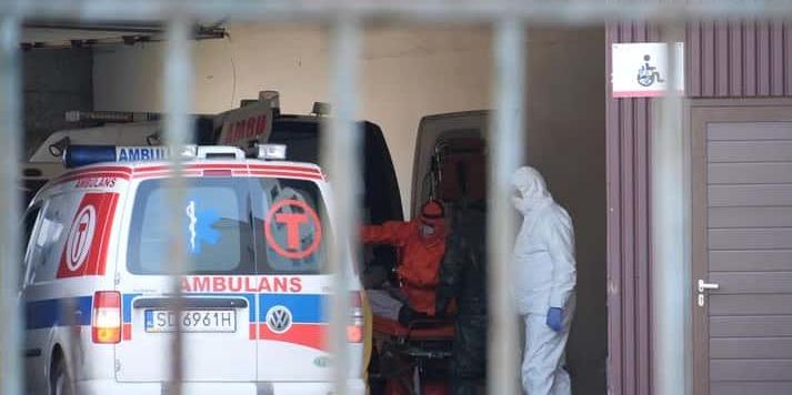 У Польщі – найбільша добова кількість померлих від коронавірусу з кінця квітня