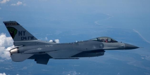 США вдруге за тиждень перехопили російські бомбардувальники біля Аляски