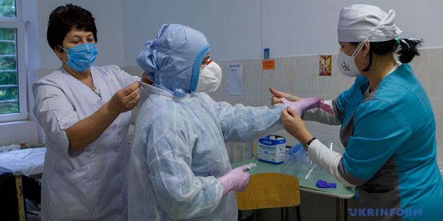 На Закарпатті в опорних лікарнях уже бракує місць для хворих із COVID-19