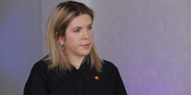 Голова партії «Голос» Кіра Рудик заявила, що їй не вистачає депутатської зарплати для життя