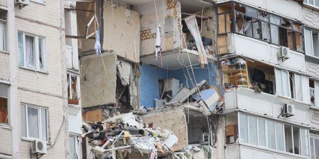 Внаслідок вибуху на Позняках 3 людини загинули, ще 5 отримали травми — ДСНС