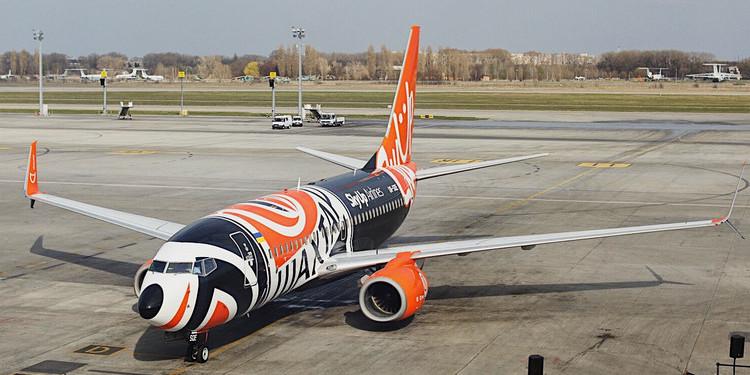 SkyUp планує відновити міжнародні рейси з липня