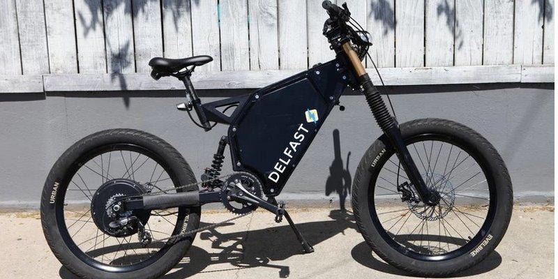 Вперше показали дизайн українського вантажного електровелосипеда