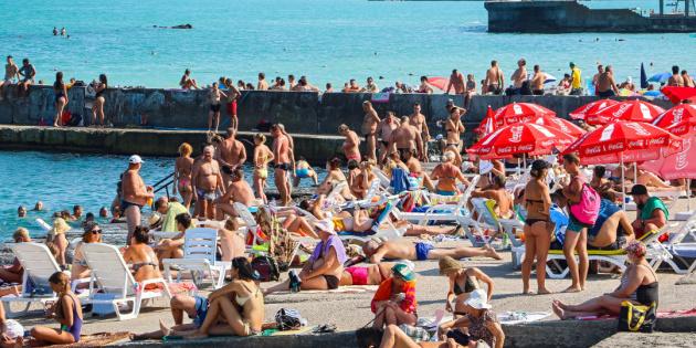 Морська вода біля узбережжя Одеси й Затоки не відповідає нормі – МОЗ