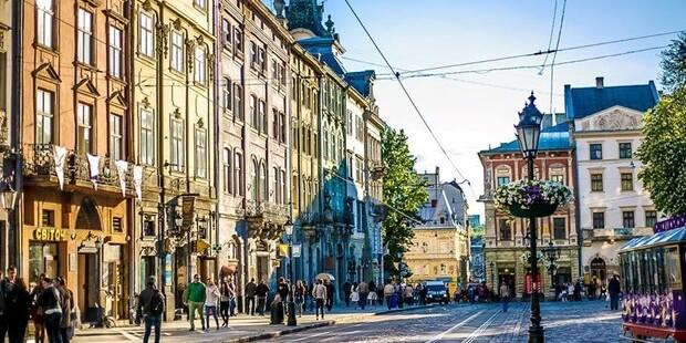 5 міст України потрапили у європейський бізнес-рейтинг