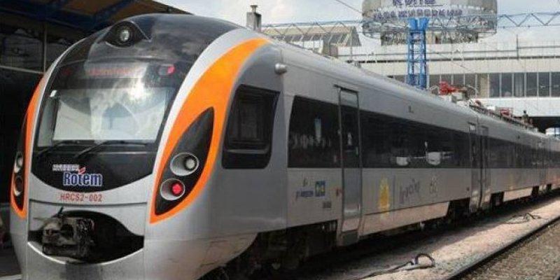З Києва до Одеси курсуватиме додатковий швидкісний поїзд