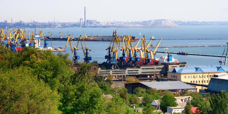 В Україні розглядають можливість будівництва нового великого морського порту