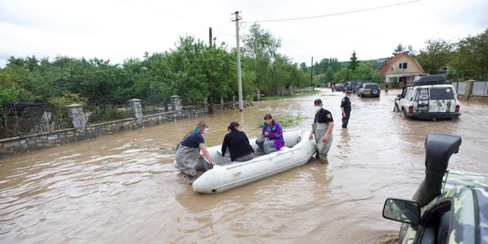 Уряд виділив понад 750 млн грн західним областям на подолання наслідків стихії
