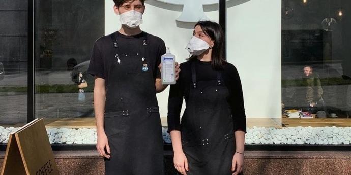 25% ресторанів порушують протиепідемічні заходи
