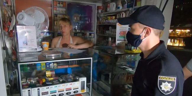 У торгівельних та розважальних закладах України виявили сотні порушень карантину