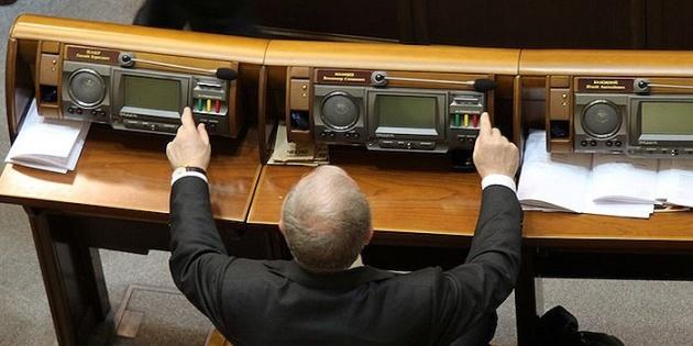 Стефанчук розповів про першу справу проти нардепа-кнопкодава