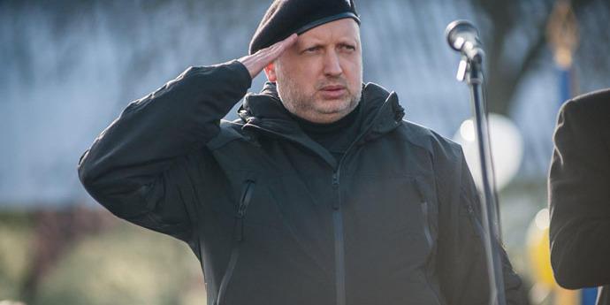Турчинов заявив, що очолить штаб партії «Європейська Солідарність»