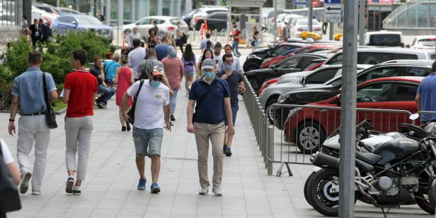 Київ посилив карантинні заходи