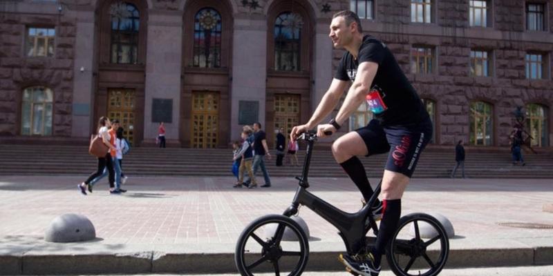 По 37 мільйонів за кілометр: в Києві Кличко побудує «золоту» велодоріжку