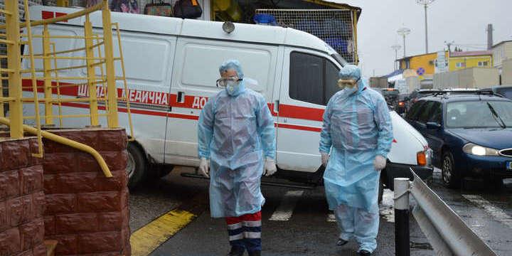 За минулу добу в Києві підтвердили 104 випадки захворювання на коронавірус