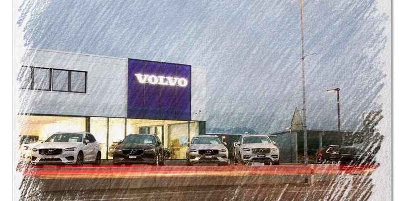 Volvo відкликає більше двох мільйонів своїх автомобілів